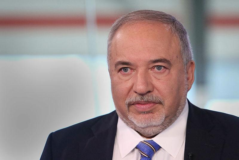 אביגדור ליברמן 22.10.2019
