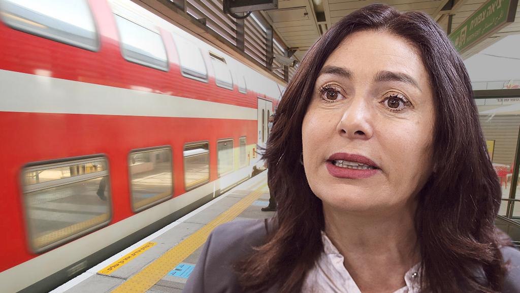 """מירי רגב פועלת להדיח את מנכ""""ל הרכבת בשל חילוקי דעות"""