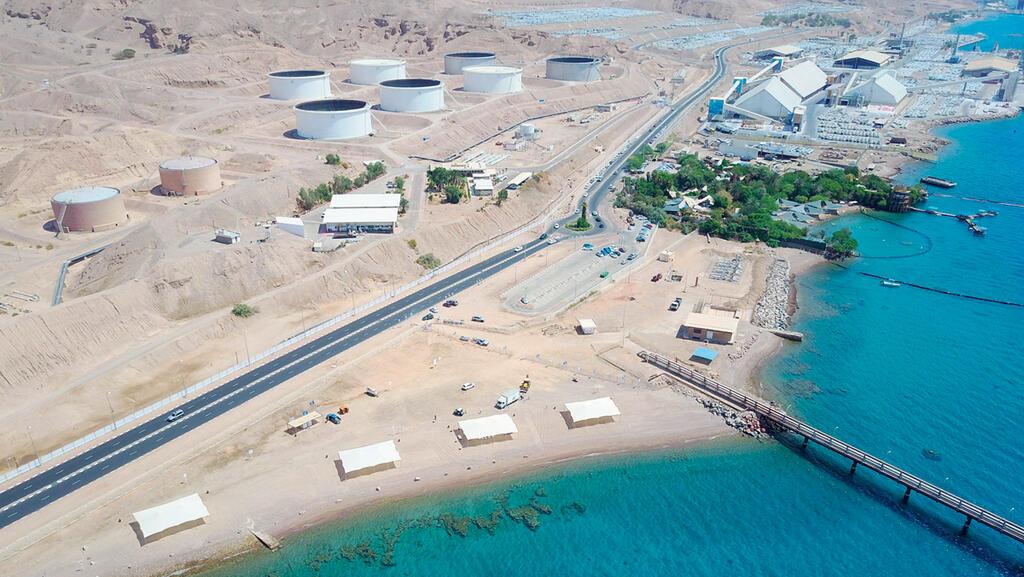 """ארגוני סביבה לממשלה: לבטל מיידית את הסכם קצא""""א לשינוע נפט מהאמירויות"""