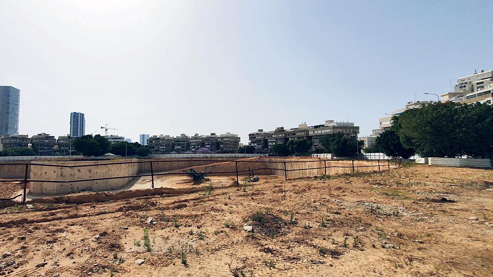 עבודות פיתוח כיכר המדינה תל אביב