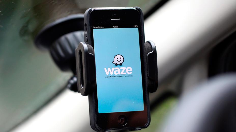 סלולארי אפליקציה ווייז וויז waze