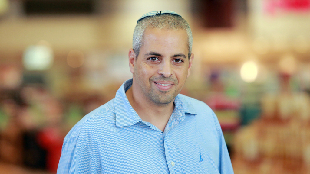 אלעד חרזי סמנכל סחר ושיווק ב רשת יוחננוף