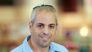 אלעד חרזי, צילום: אוראל כהן