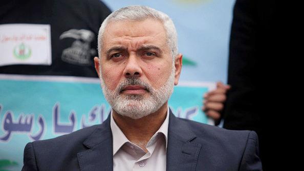 איסמעיל הנייה המנהיג המדיני של חמאס 11.5.21
