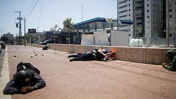 פיקוד העורף: בתוך 46 שעות 5.5 מיליון ישראלים היו תחת איום טילים