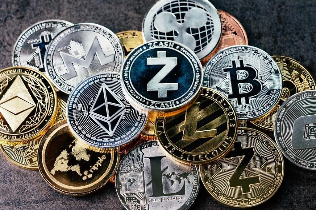מטבעות קריפטו מטבע דיגיטלי מטבע וירטואלי