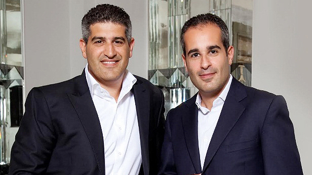 Wandera founders Roy and Eldar Tuvey. Photo: Courtesy