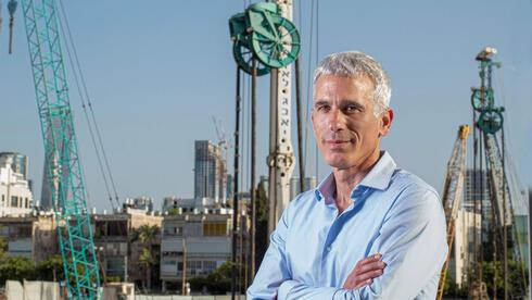 """מיכה קליין, מנכ""""ל אפריקה ישראל מגורים, צילום:  יובל חן"""