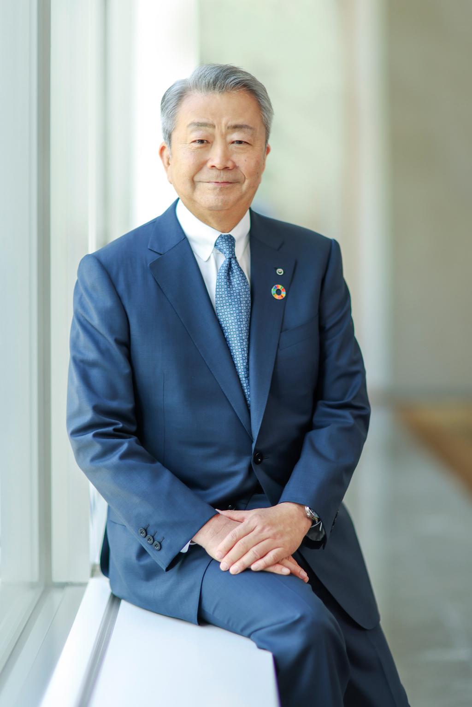"""ג'ון סוואדה מנכ""""ל ונשיא תאגיד NTT"""