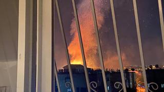 השריפה בבית הכנסת בלוד