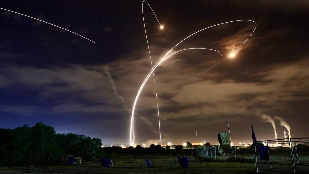 ירי מטח ה רקטות לעבר אשקלון