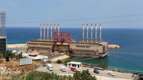 חברת אנרגיה טורקית סגרה רבע מאספקת החשמל של לבנון