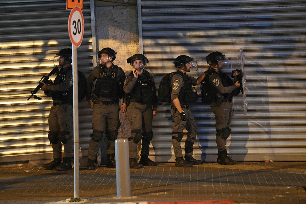 מהומות ב יפו ערביי ישראל