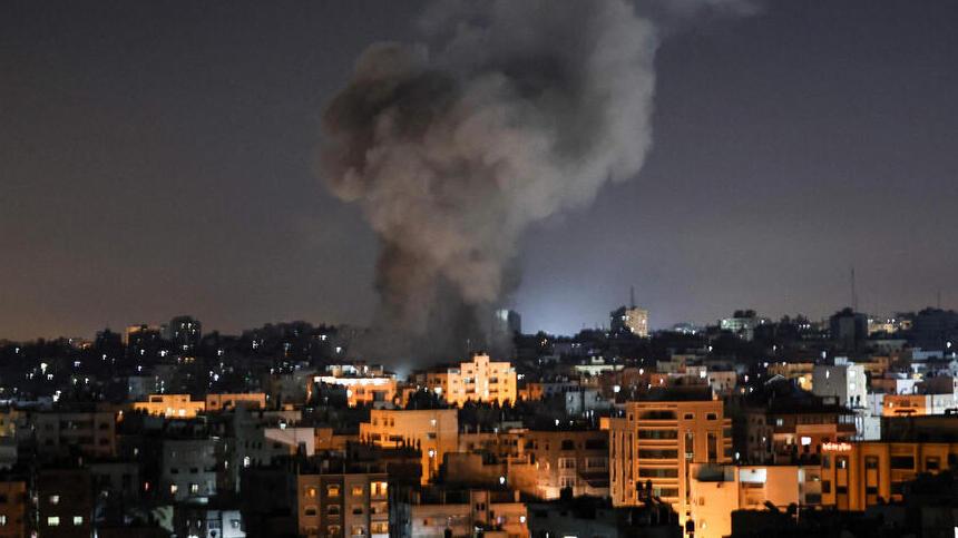 בתקשורת העולמית מבליטים את הצד הפלסטיני - והקורונה