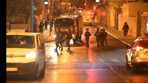 מכבי אש מוקפצים ליפו בעקבות מהומות בעיר, הלילה, יובל חן