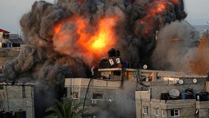 פגיעה בבכיר הג'יהאד האיסלאמי עזה, AFפ