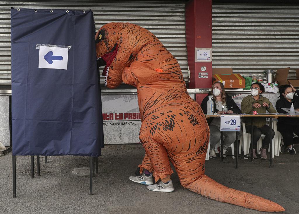 הבחירות לאסיפה שאמורה לקבוע את החוקה בצ'ילה בסוף השבוע