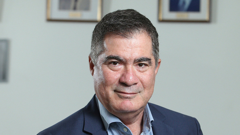 ראול סרוגו, נשיא התאחדות הקבלנים בוני הארץ , צילום: אוראל כהן