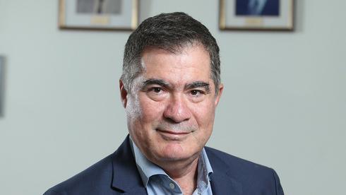 """נשיא התאחדות הקבלנים ראול סרוגו. """"הרשויות מעלימות עין"""" , צילום: אוראל כהן"""