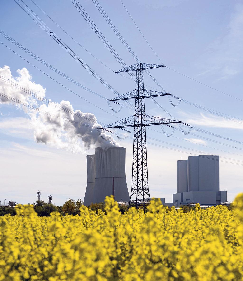 תחנת כוח ב גרמניה