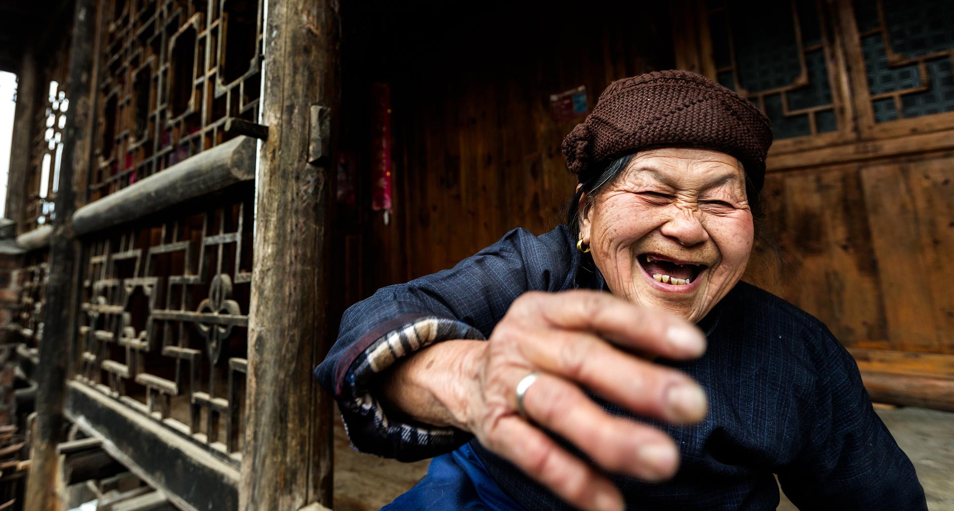 פוטו תחרות צילומי פורטרייט אישה סין