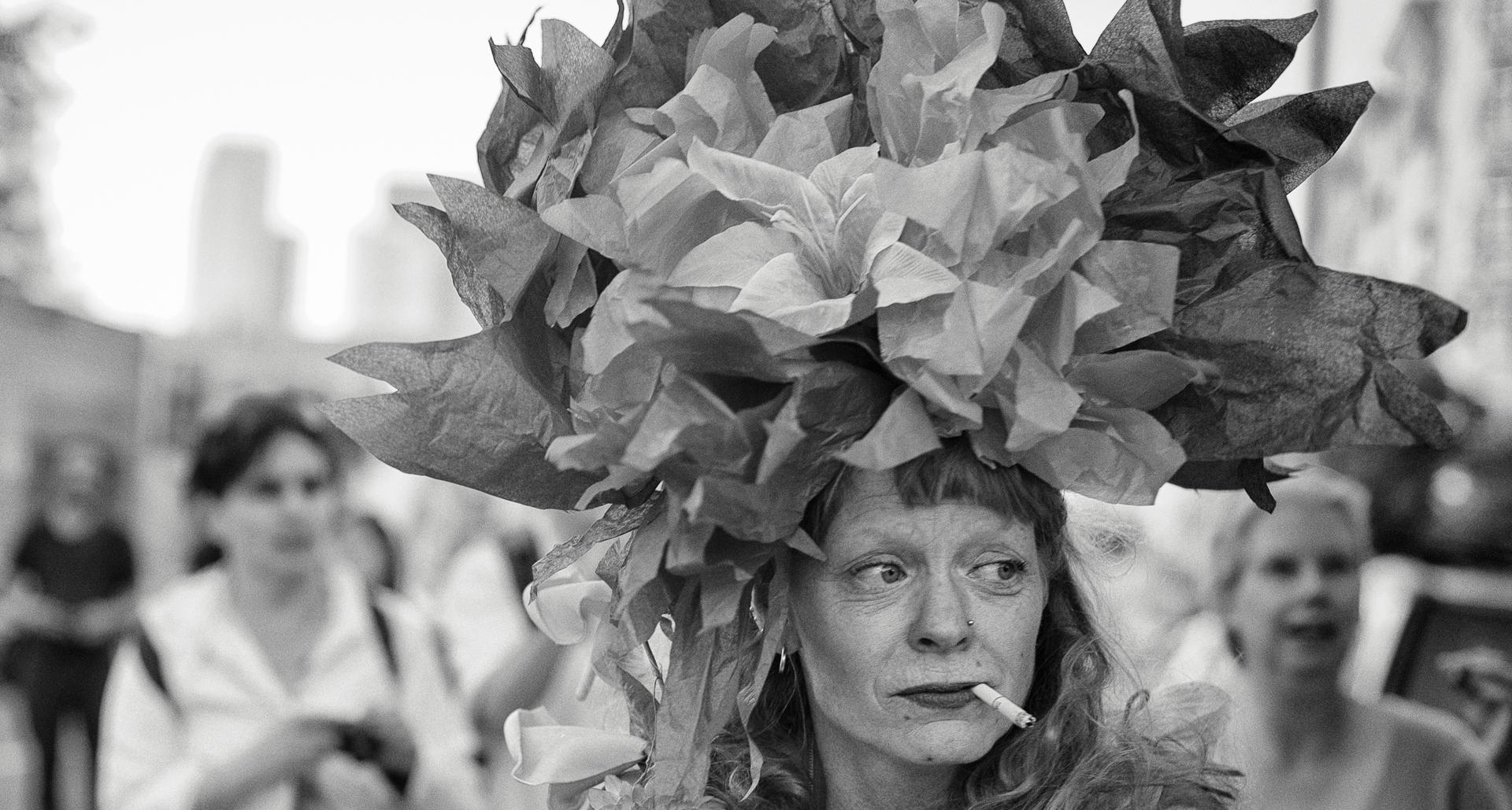 פוטו תחרות צילומי פורטייט אמנית לוס אנגלס
