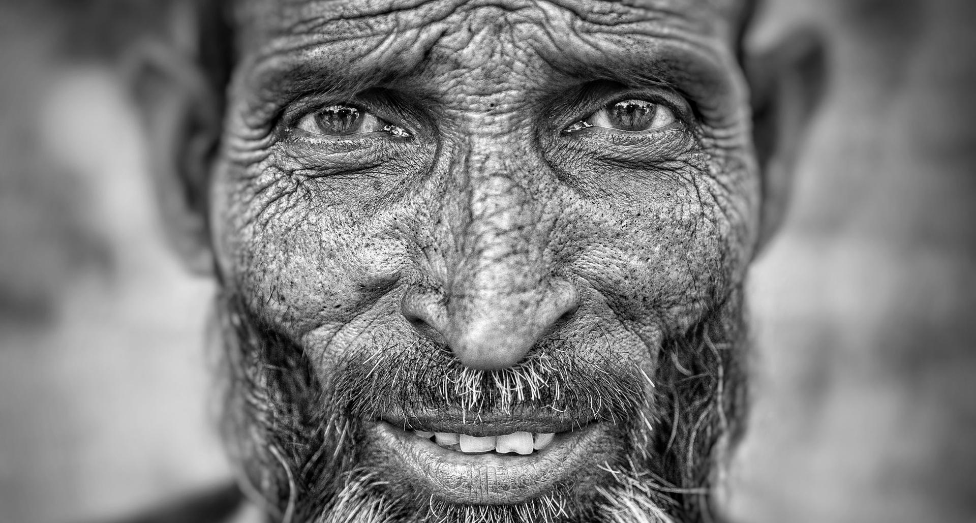 פוטו תחרות צילומי פורטרייט בנגלדש
