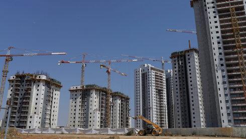 הקבלנים מזהירים: ענף הבנייה מידרדר בכל הפרמטרים, נדרש טיפול ממשלתי