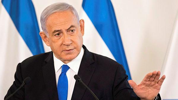 בנימין נתניהו נואם היום בפני השגרירים הזרים בישראל , רויטרס