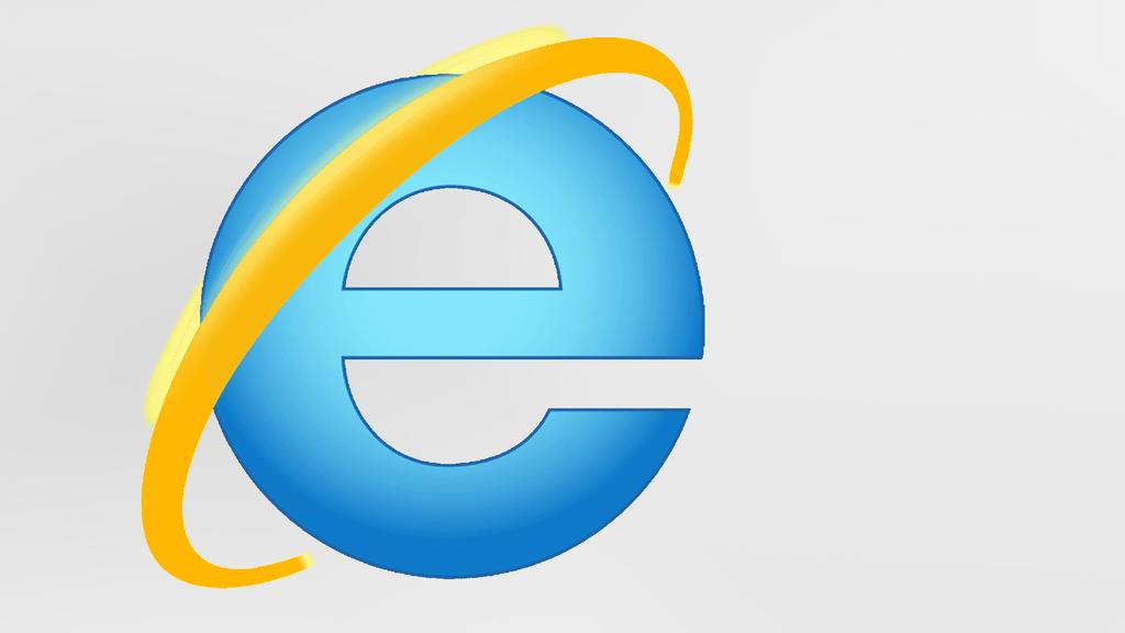 לוגו אינטרנט אקספלורר