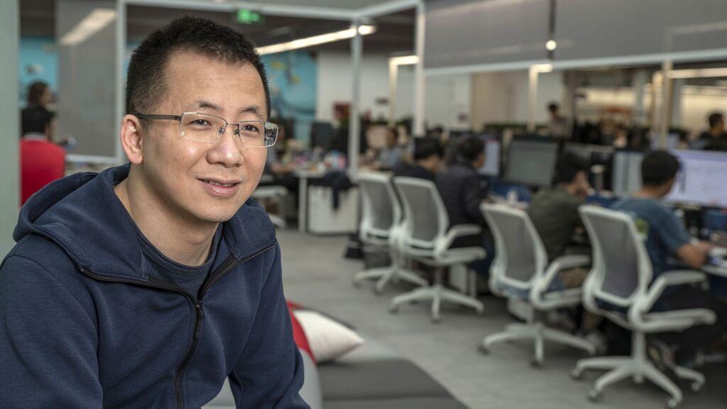 """מייסד ומנכ""""ל טיקטוק ז'אנג יימינג פורש: """"מתעניין בדברים אחרים"""""""