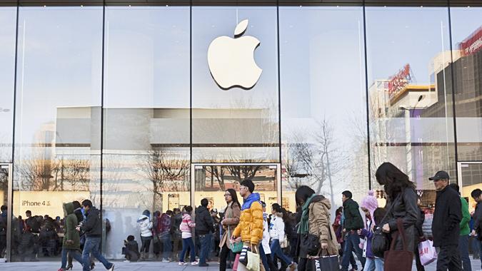 אפל ריסקה התחזיות לרבעון; מכירות האייפון זינקו ב-50%