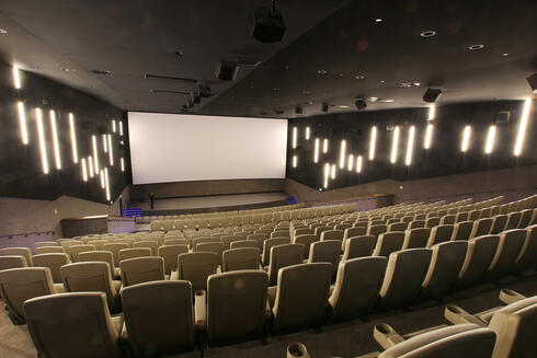 """הוט סינמה. """"אם לא נחזיר את העובדים עד החופש הגדול לא נוכל להקרין סרטים"""" , צילום: אלדד רפאלי"""