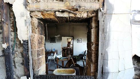 מסעדה שנשרפה בעכו, אלעד גרשגורן