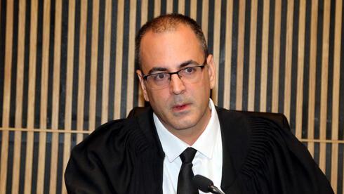 סגן נשיא בית המשפט המחוזי בתל אביב בני שגיא. הפרקליטות הסכימה לאיסור פרסום באחד המקרים, צילום: יריב כץ