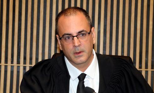 סגן נשיא בית המשפט המחוזי בתל אביב בני שגיא, צילום: יריב כץ