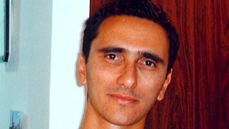 עמוס (עמית) מנטין נרצח על ידי פלסטיני