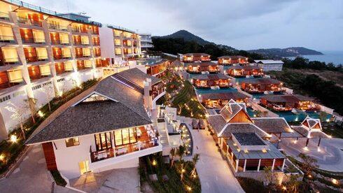מלון של TGI, קוסמוי תאילנד, מהחברה