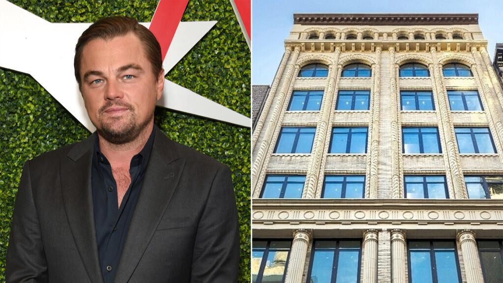 ליאונרדו דיקפריו מציע את דירתו האקולוגית בניו יורק ב-8.5 מיליון דולר