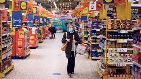 המחירים בבריטניה מרקיעים: האינפלציה בשיא של 24 שנה