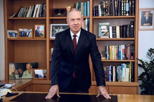 יואב גלנט, צילום: עמית שאבי