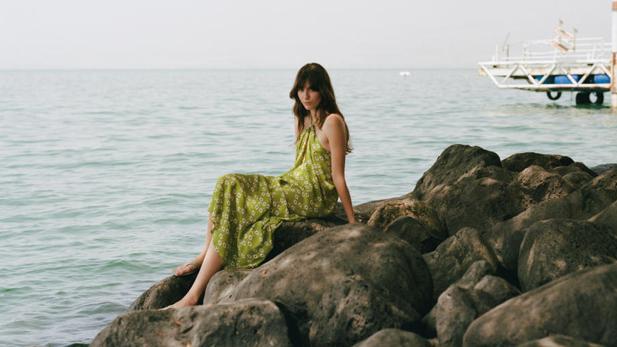 פנאי שמלה של טרס, צילום: לנה זלדץ