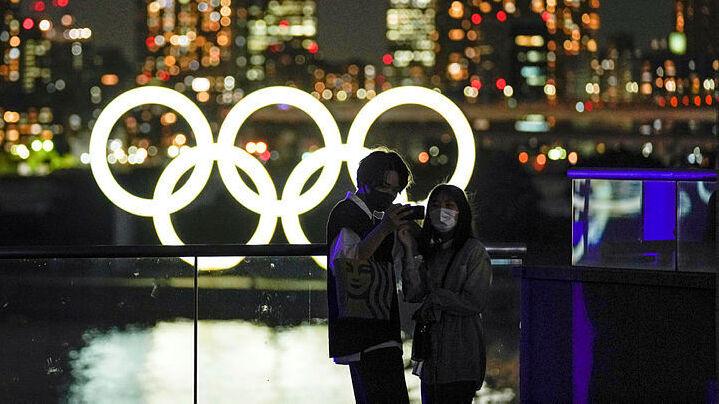 טוקיו ולוגו האולימפיאדה, EPA