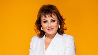 שחקנית קומיקאית וזמרת חנה לסלאו פנאי