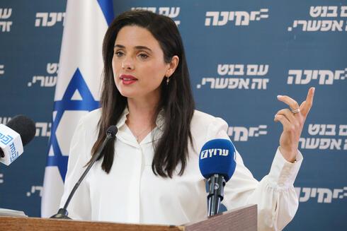איילת שקד, צילום: יואב דודקביץ