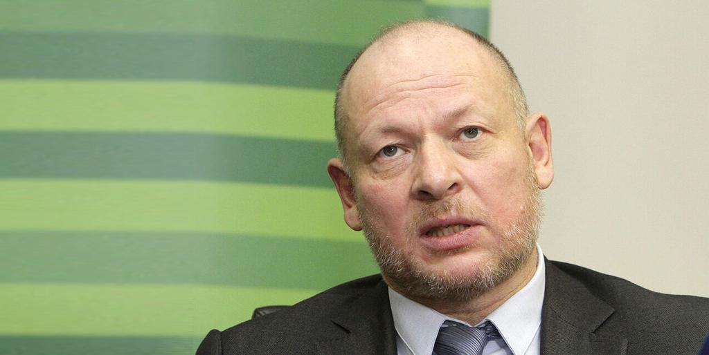 """אלכסנדר דובילט Oleksandr Dubilet לשעבר מנכ""""ל פריבטבנק אוקראינה"""