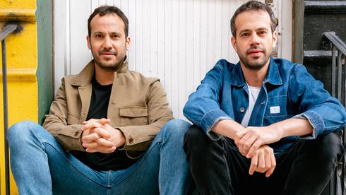 מימין: חן אבני ואור בוקובזה, מייסדים משותפים של Venn, צילום: VENN