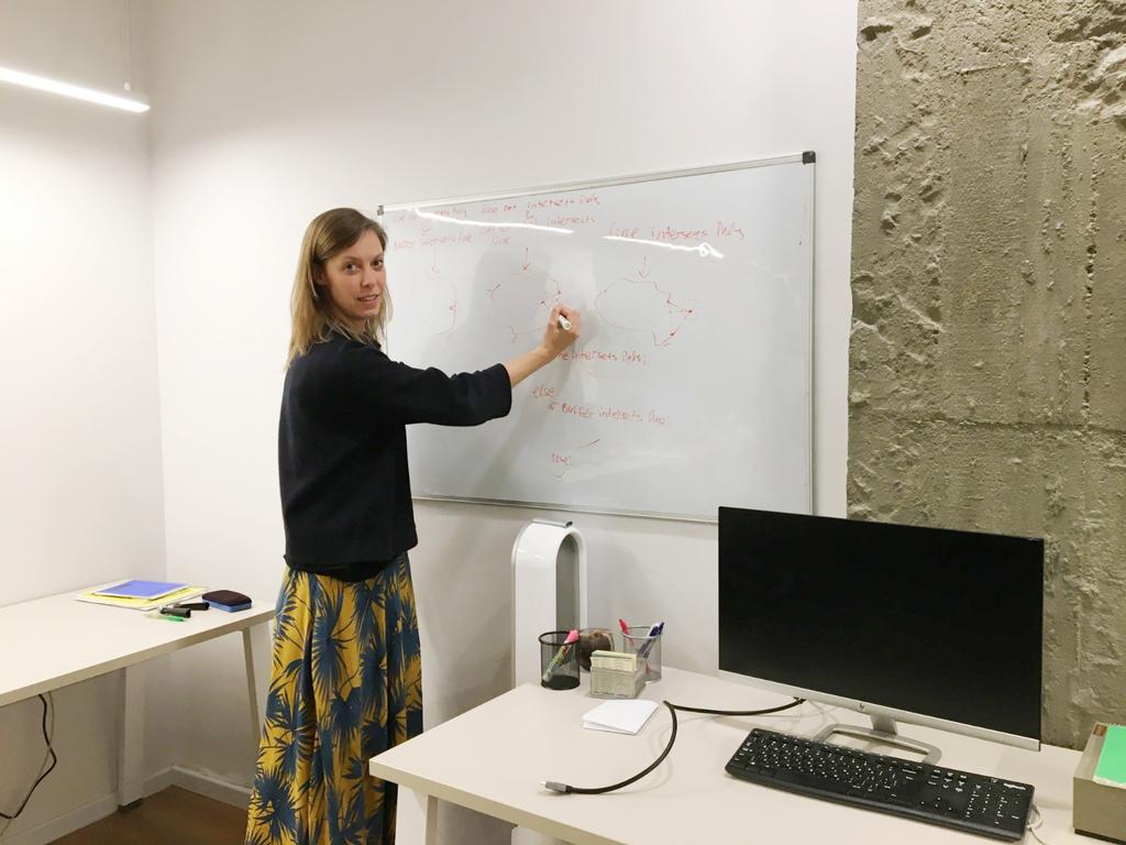 ייבון בוס מדענית אטמוספירה בבריזומיטר