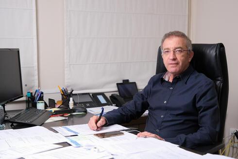 """מנכ""""ל הביטוח הלאומי מאיר שפיגלר, צילום: יואב דודקביץ"""