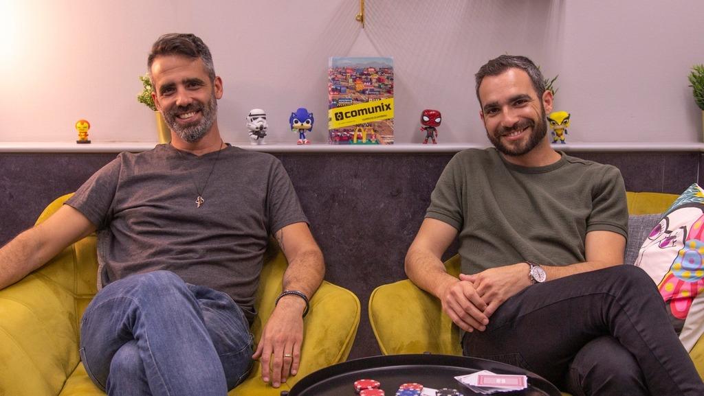 קומיוניקס גייסה 30 מיליון דולר למשחק פוקר חברתי